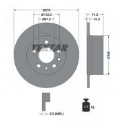 92032600 Disco de Freno  Posterior Sólido