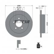 92090003 Disco de Freno  Posterior Sólido