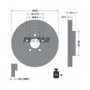 92160005 Disco de Freno PRO Ventilado Delantero